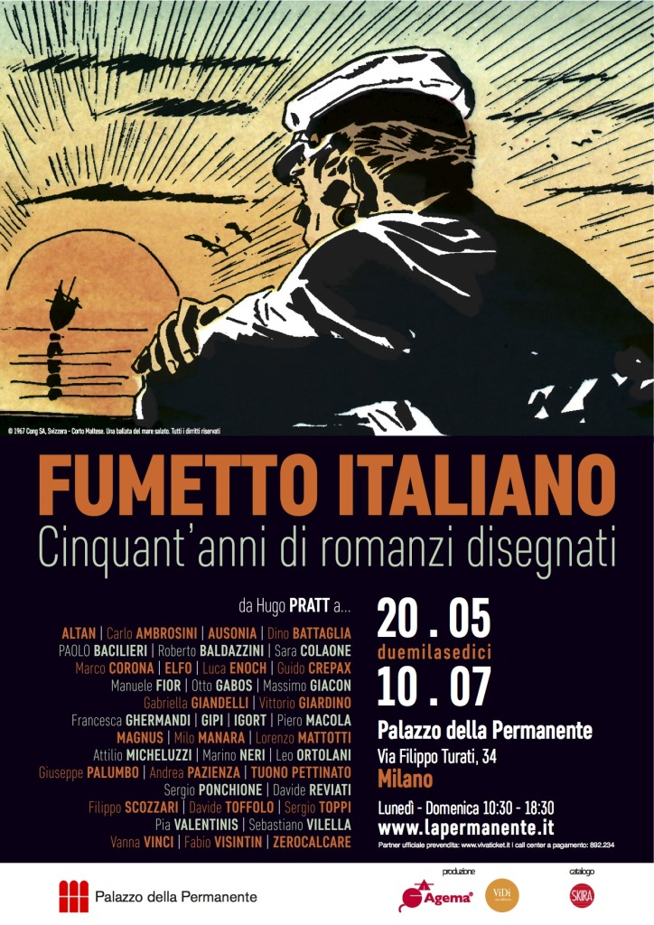Mostra del Fumetto Italiano copia