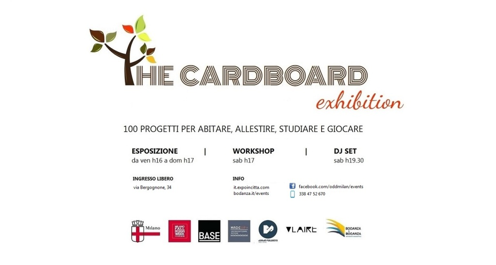 the-cardboard-exhibition_7-8-9-ottobre_invito